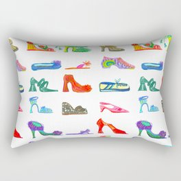 FENG SHOE Rectangular Pillow