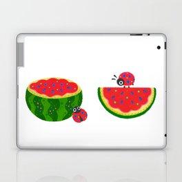 Watermelon&ladybug Laptop & iPad Skin