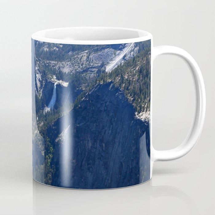 Vernal Falls And Nevada Falls Coffee Mug