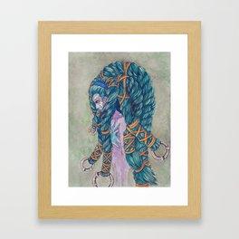 Shiva Framed Art Print