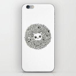 Cat food iPhone Skin