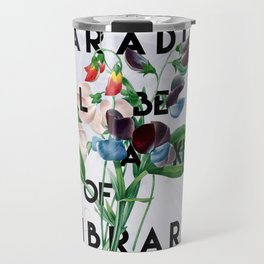 Library Travel Mug