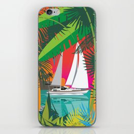 Sailing To Delos Revisited iPhone Skin