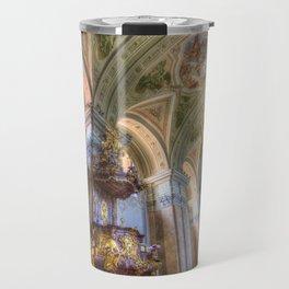 Tihany Benedictine Abbey Travel Mug