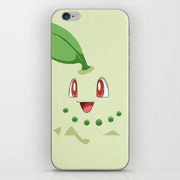 Chikorita iPhone Skin