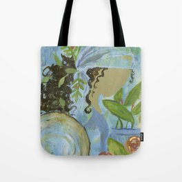 Warrior Spirit Elizabeth Tote Bag
