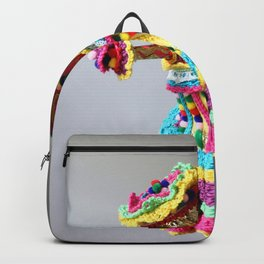 Watering Pompoms Backpack