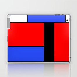 Mondrian #51 Laptop & iPad Skin