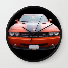 Dodge Challenger SRT Wall Clock