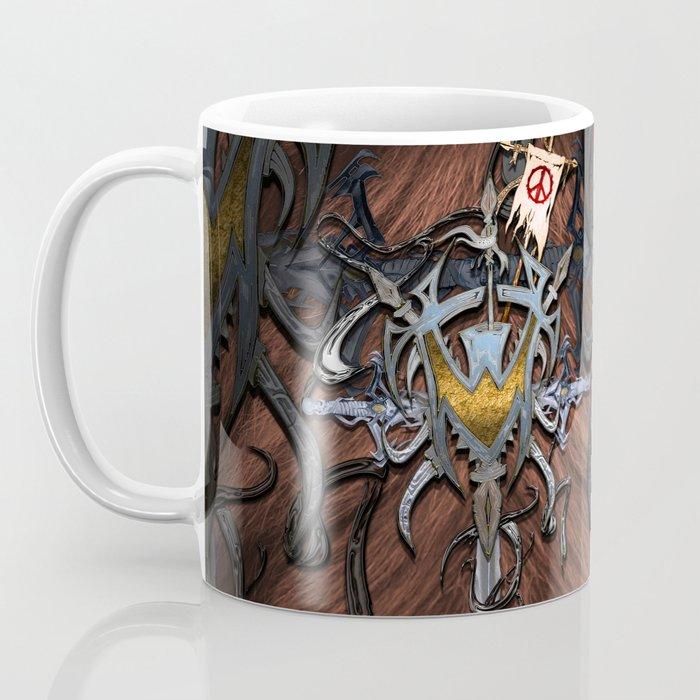 banner shield thingie Coffee Mug