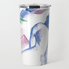 The sunbather Travel Mug