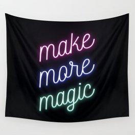 Make More Magic Wall Tapestry