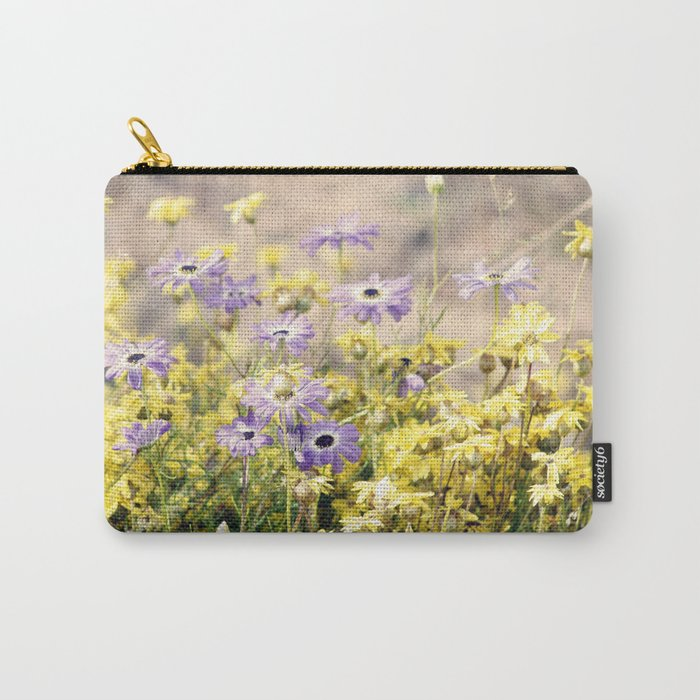 Spring - flowers Carry-All Pouch