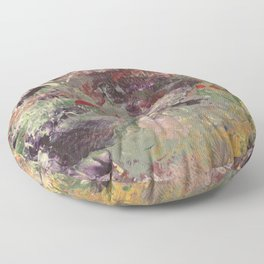 Mystery miracle dip Floor Pillow