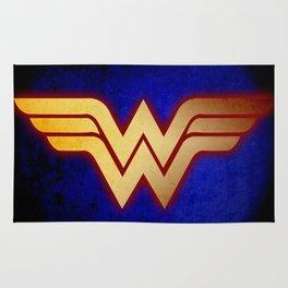 WonderWoman symbol Rug