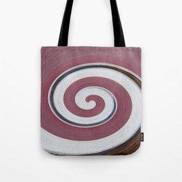 Swirl 06 - Colors of Rust / RostArt Tote Bag