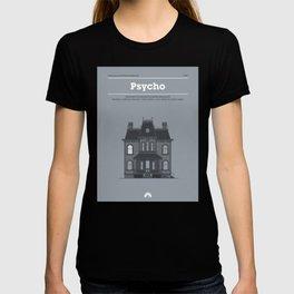 Horror Film Houses 01 T-shirt