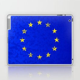 EU Flag Laptop & iPad Skin