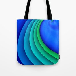 fluid -47- Tote Bag