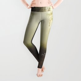 Unwritten poetry Leggings