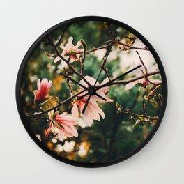 Nature Wallpaper Wall Clock