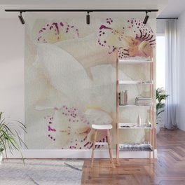 Orchids Wall Mural