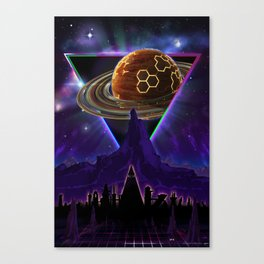 Summon the Future Canvas Print