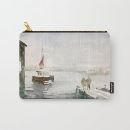 Fishing in Istanbul Carry-All Pouch