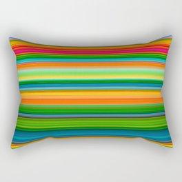 99 Lines Rectangular Pillow