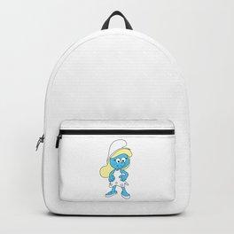 Smurfette Backpack
