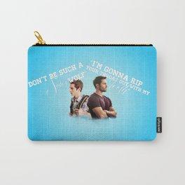 Stiles & Derek (Teen Wolf)  Carry-All Pouch