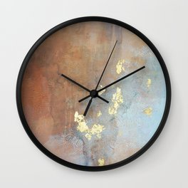 Burning Me Up Wall Clock