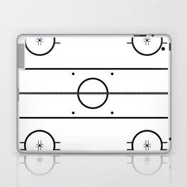 Ice Hockey Rink Laptop & iPad Skin