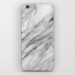 Carrara Marble iPhone Skin