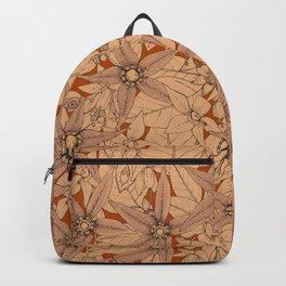 deadly nightshade rust Backpack