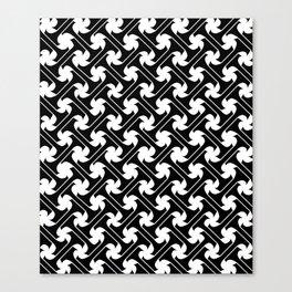 pattern t3 Canvas Print