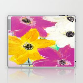 Every Day Floral Laptop & iPad Skin