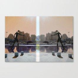 mEIrror Canvas Print
