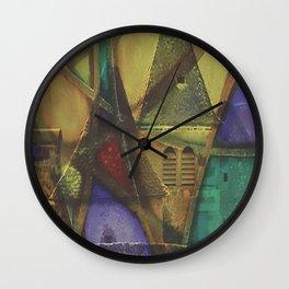 Saint-Vincent de Salers Wall Clock