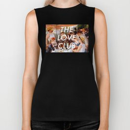Luncheon with the Love Club Biker Tank