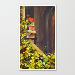 Castel Canvas Print