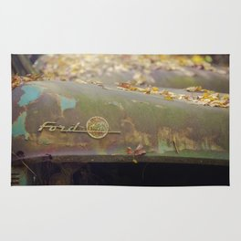 Ford F 100 Rug