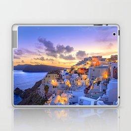 Santorini #society6 #decor #buyart Laptop & iPad Skin