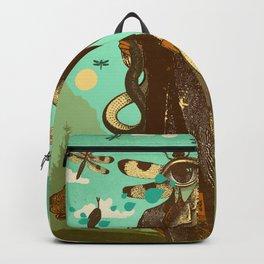 THE SNAKE WRANGLER Backpack