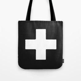 Plus Mark Tote Bag