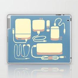 Digital Emergency Kit (Air Blue) Laptop & iPad Skin