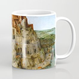 The Tower Of Babel Coffee Mug
