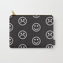 Happy Sad Carry-All Pouch