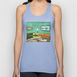 The Room 1962 Unisex Tank Top