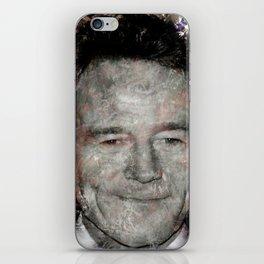 BRYAN CRANSTON iPhone Skin